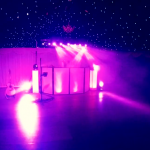 Wedding Singer and Disco Setup and Heaton House