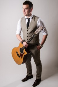 Alex Birtwell Wedding Singer and Guitarist Lancashire