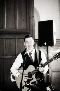 Alex Birtwell Wedding Ceremony - Acoustic Singer